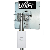 UniFi 802.11b/g/n Outdoor 30 degree sector AP