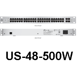 UniFi Switch 48 - 500W