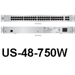UniFi Switch 48 - 750W